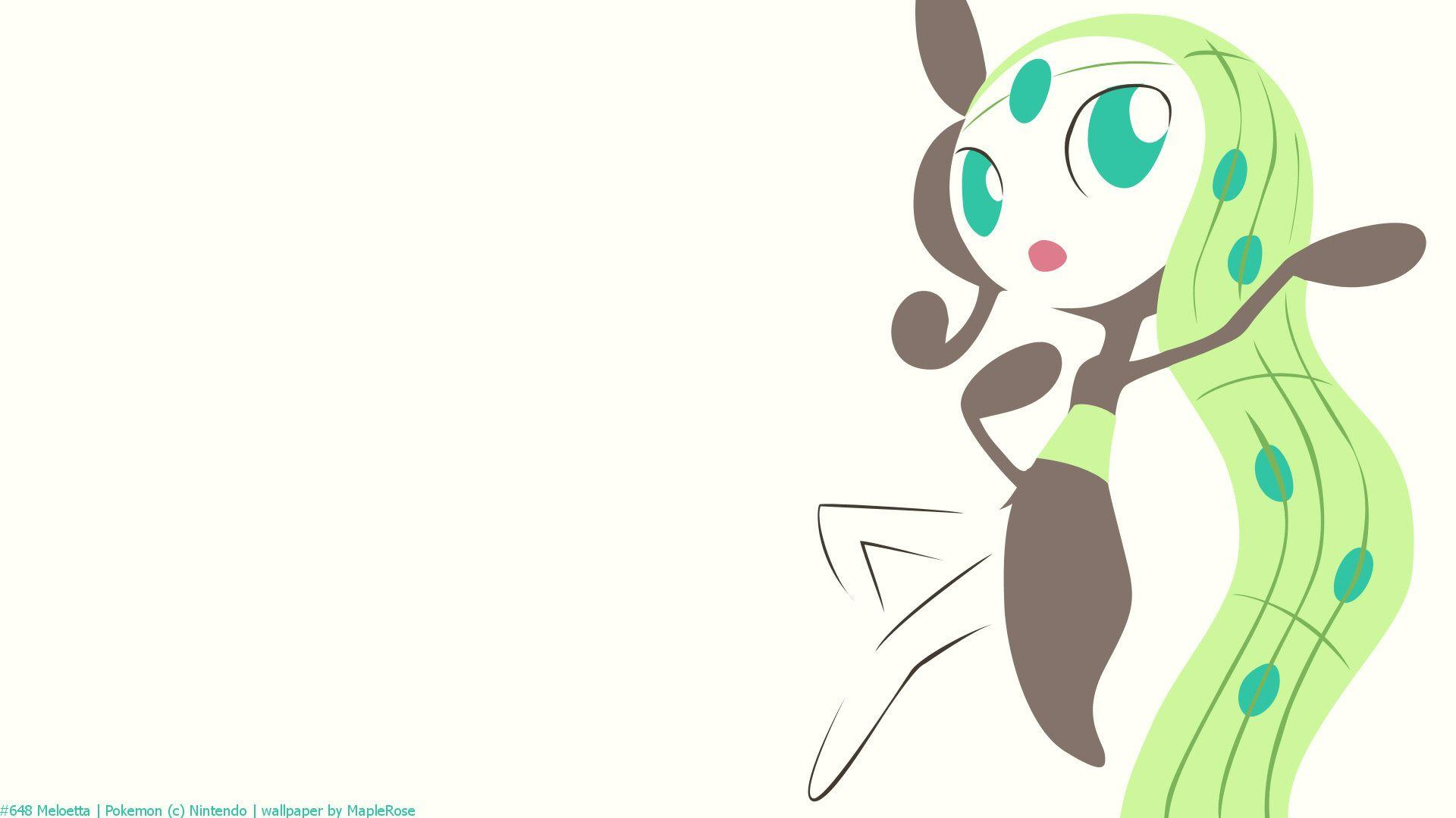 Meloetta HD Wallpapers