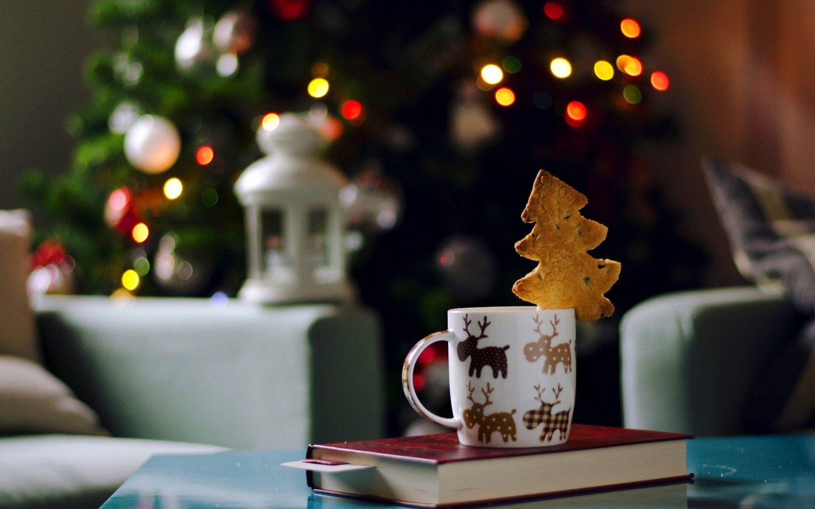 Coffee Winter And Books Wallpapers