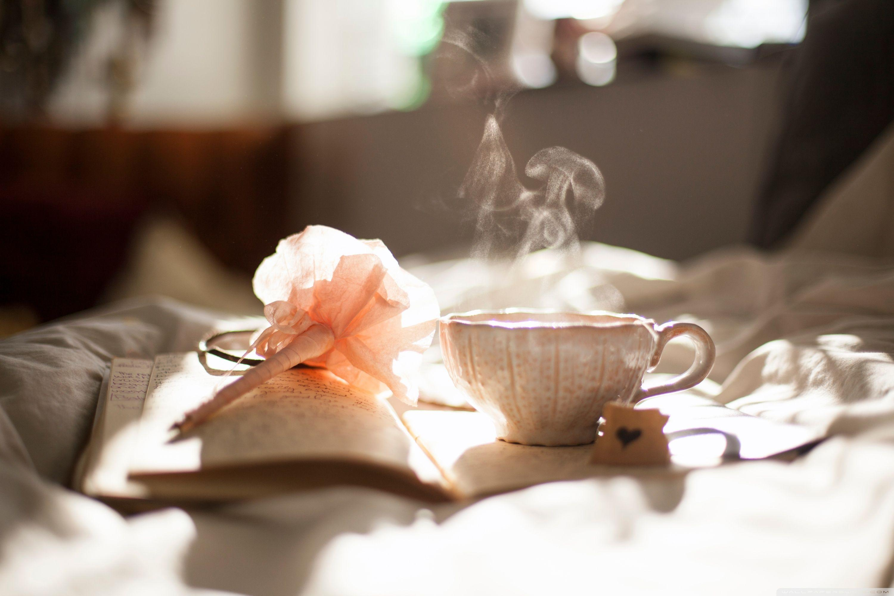 Coffee Winter And Books Wallpapers Wallpaper Cave
