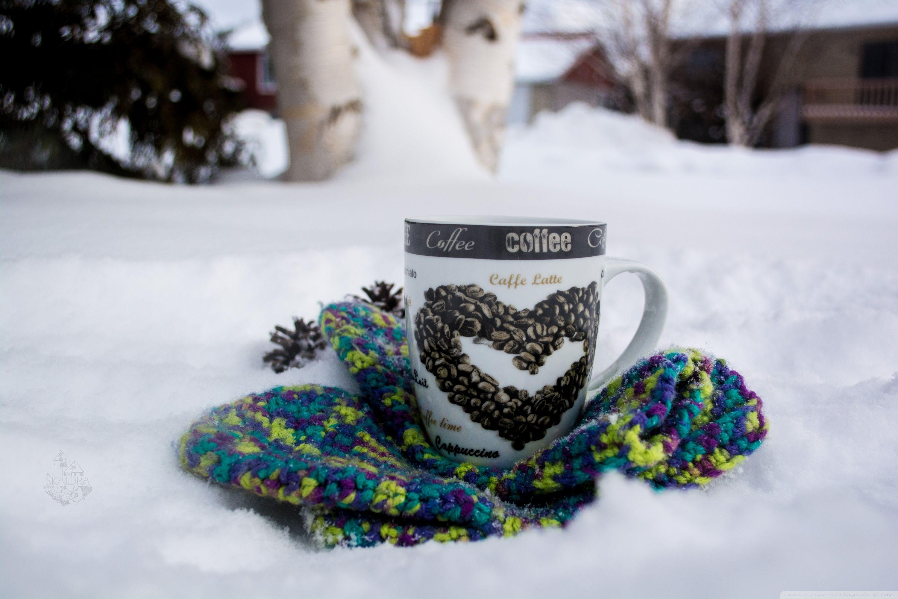 Coffee Winter And Books Wallpapers - Wallpaper Cave