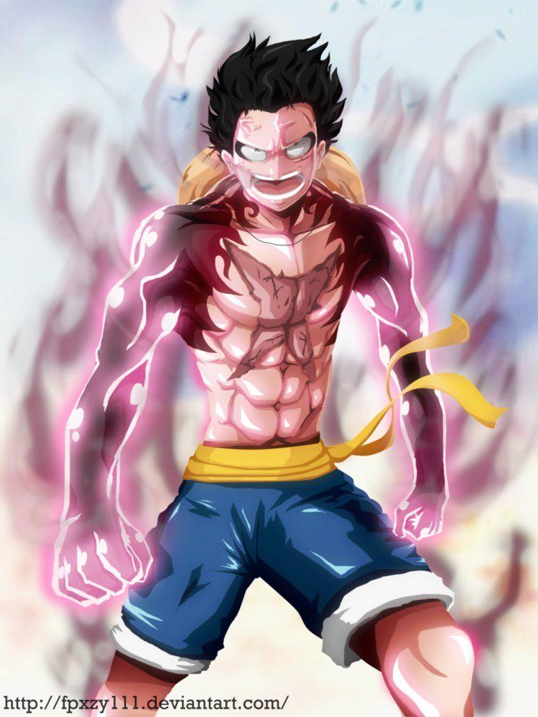Luffy Gear Fourth Wallpapers Wallpaper Cave