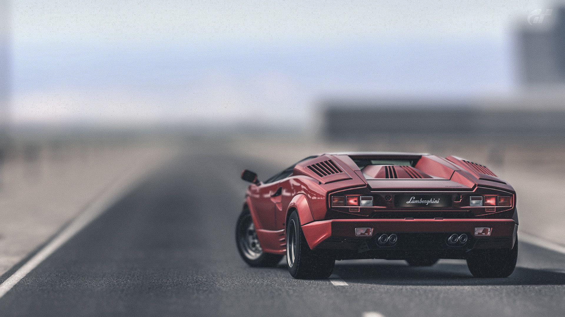 Lamborghini Countach Wallpapers , Wallpaper Cave