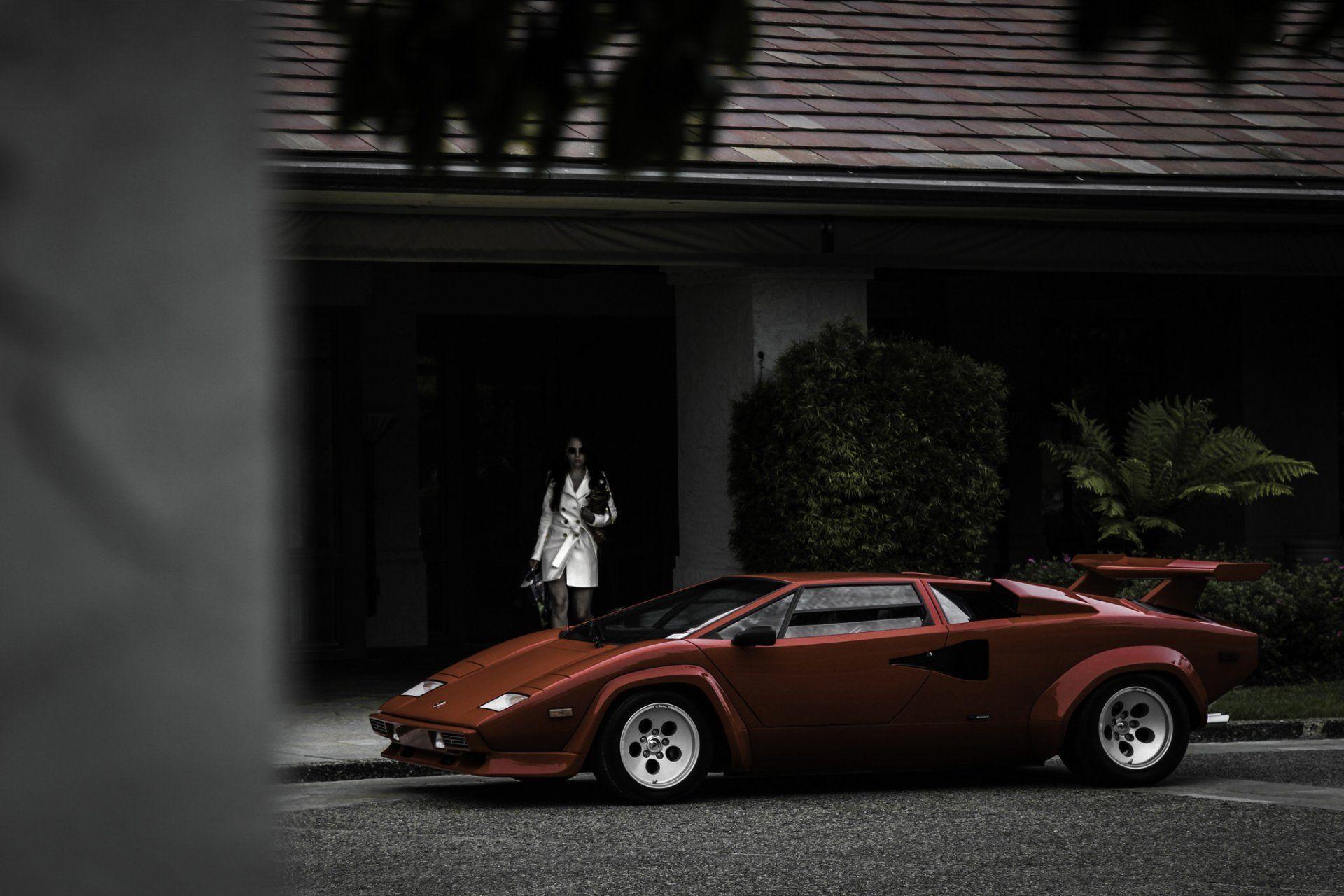 Lamborghini Countach Wallpapers - Wallpaper Cave