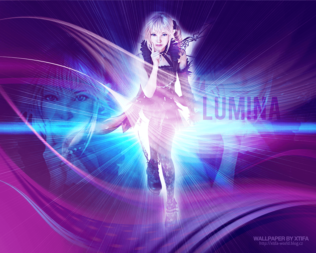 Lightning returns final fantasy xiii wallpapers wallpaper cave lumina ffxiii lightning returns wallpaper by ladylucienne on voltagebd Image collections