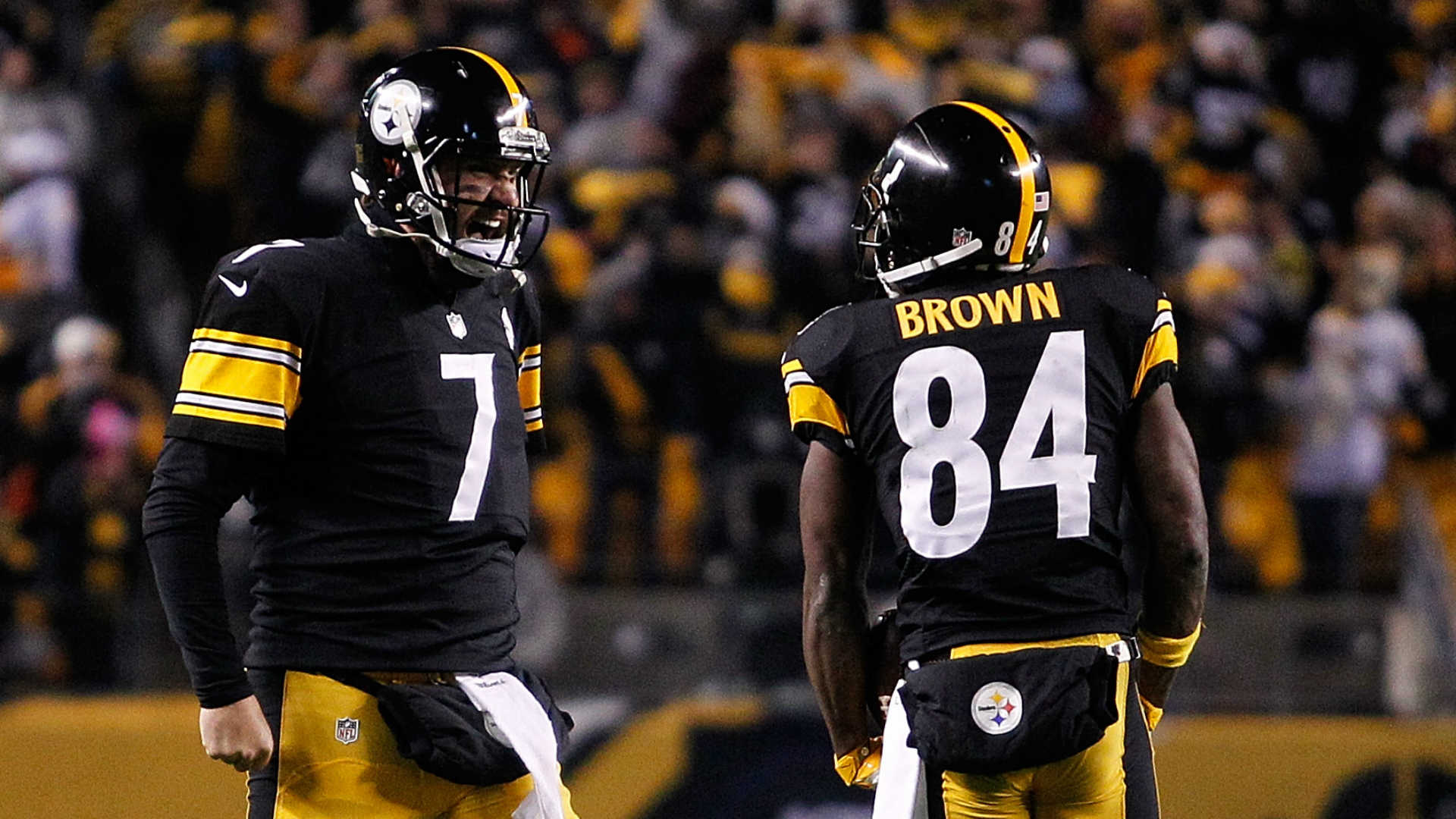 NFL's best offense plays in Pittsburgh, just as Ben Roethlisberger