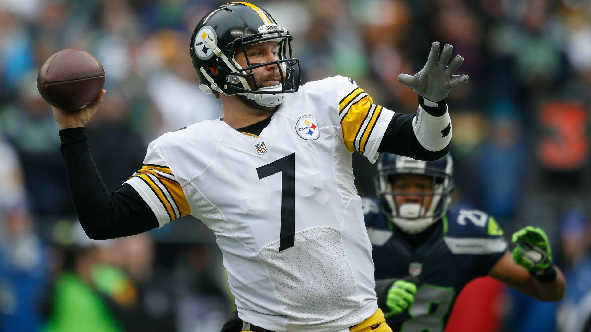 Ben Roethlisberger: Coming out of game 'doesn't make you less of a