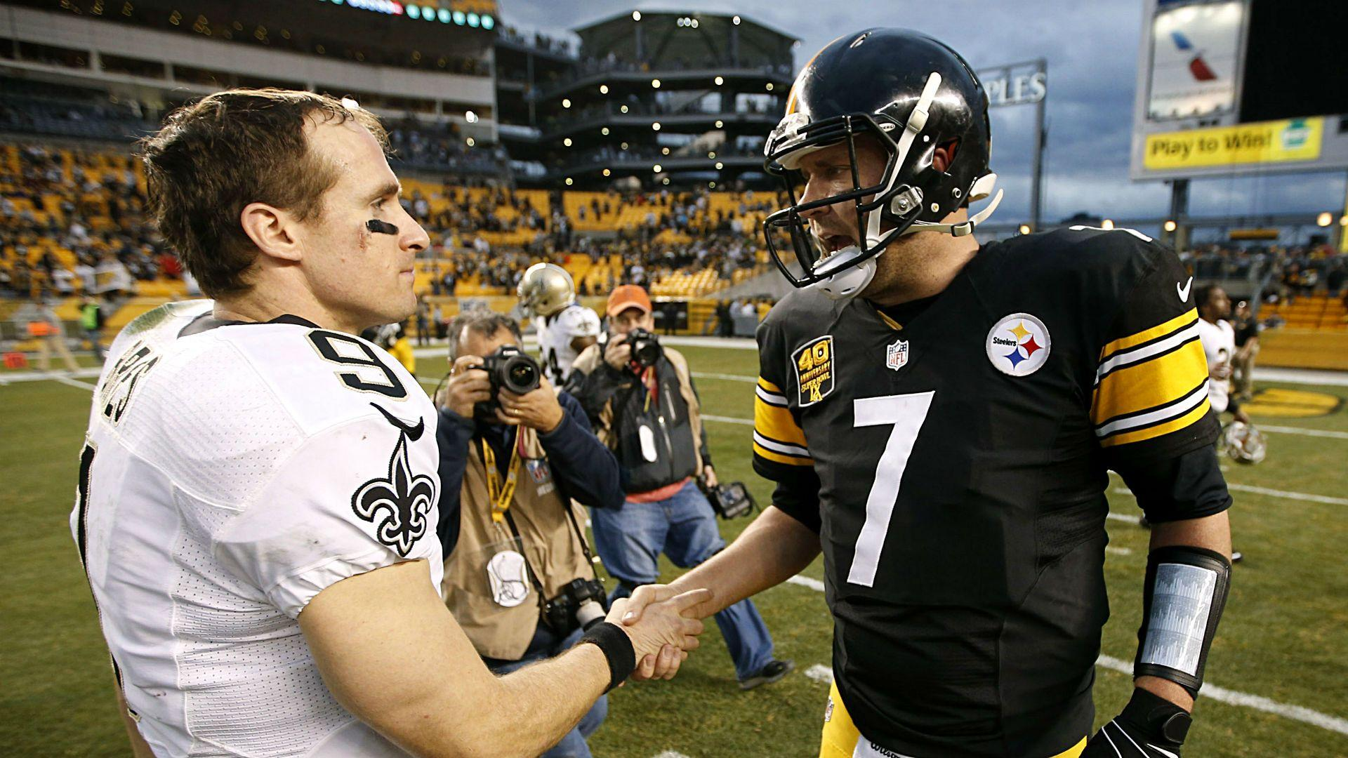 Drew Brees to replace Ben Roethlisberger in Pro Bowl
