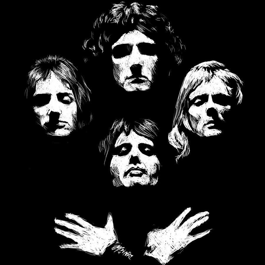 Bohemian Rhapsody Movie Wallpapers