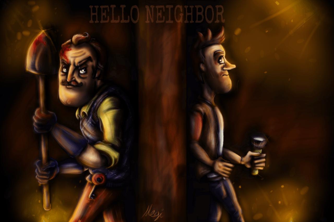 Hello Neighbor Wallpapers