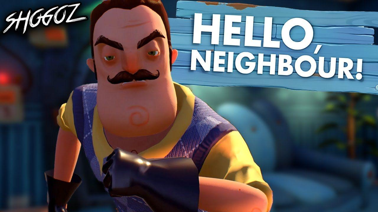 Hello Neighbor Wallpapers - Wallpaper Cave