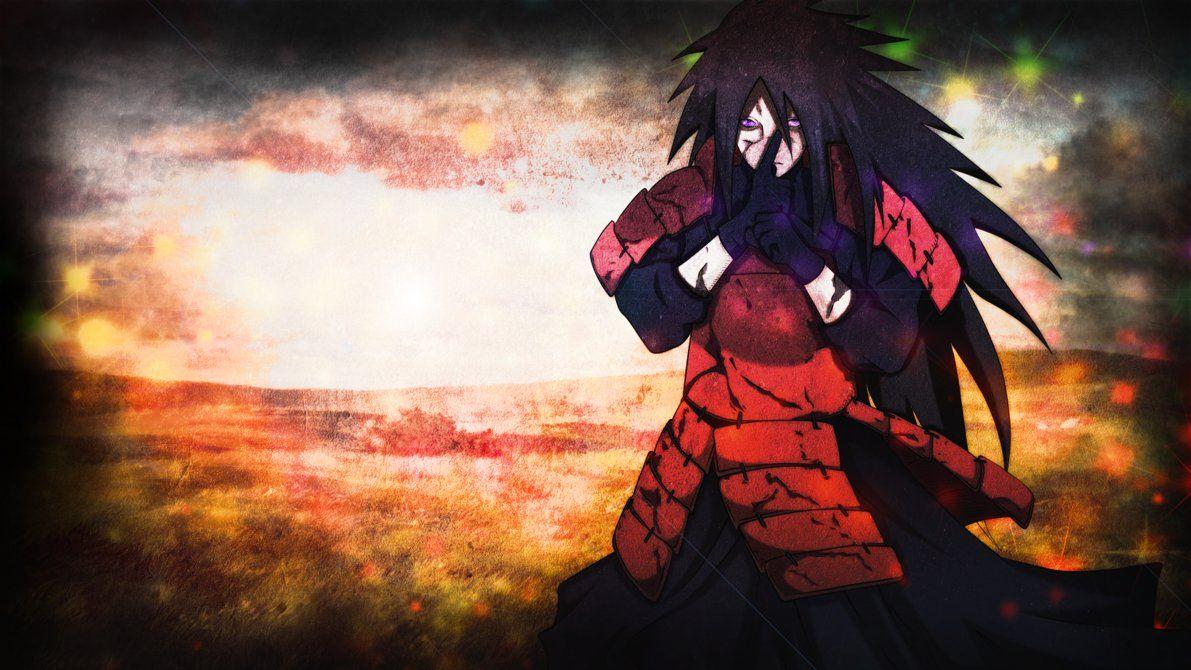 Naruto Madara Wallpapers - Wallpaper Cave