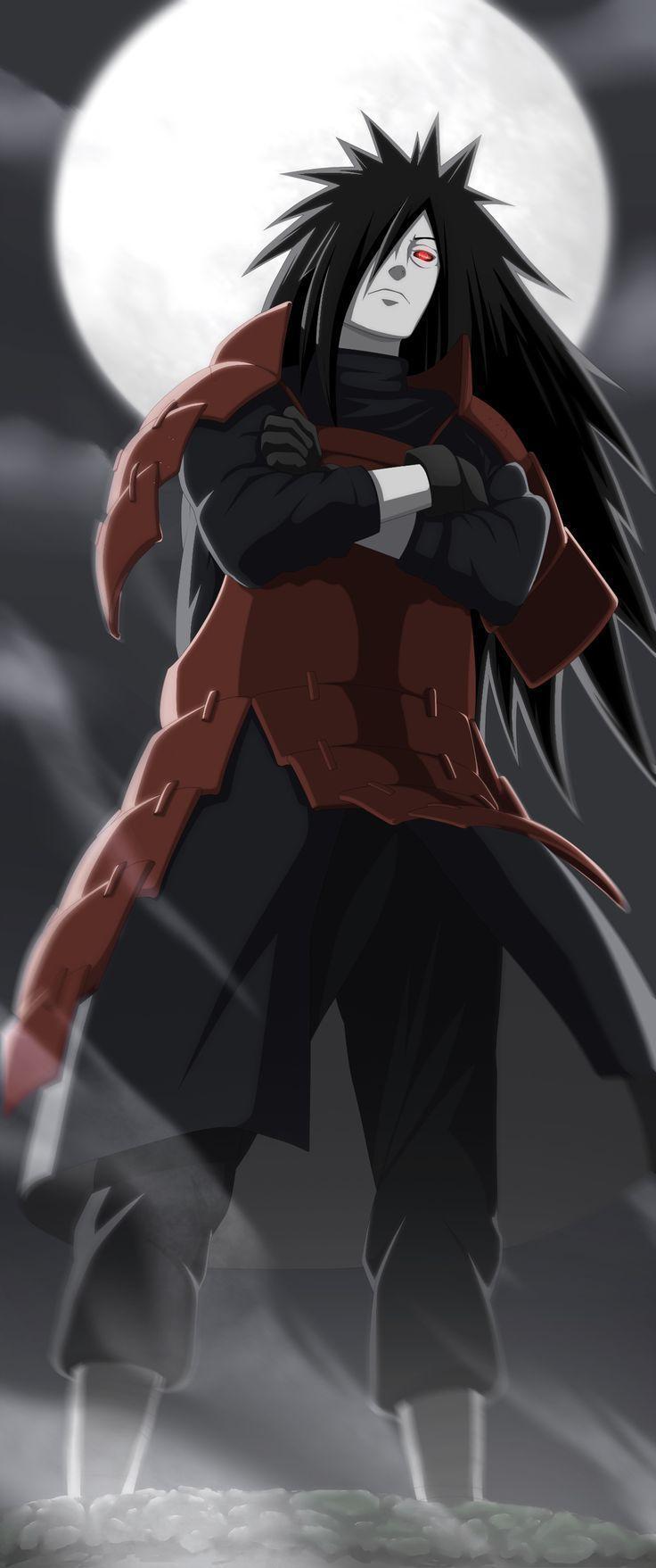 Madara Naruto