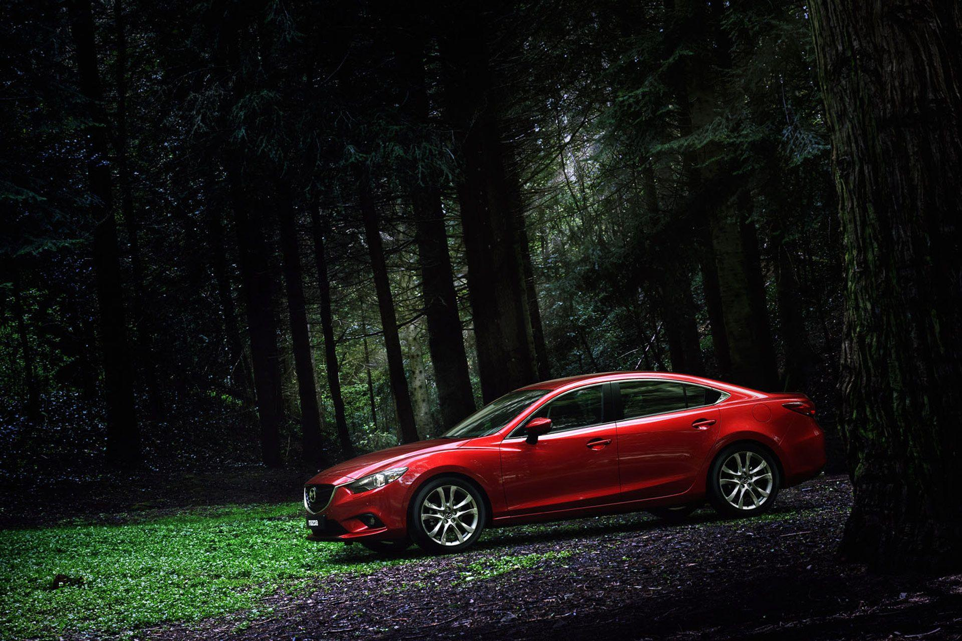 Mazda 6 HD Wallpaper | HD Wallpapers Pulse