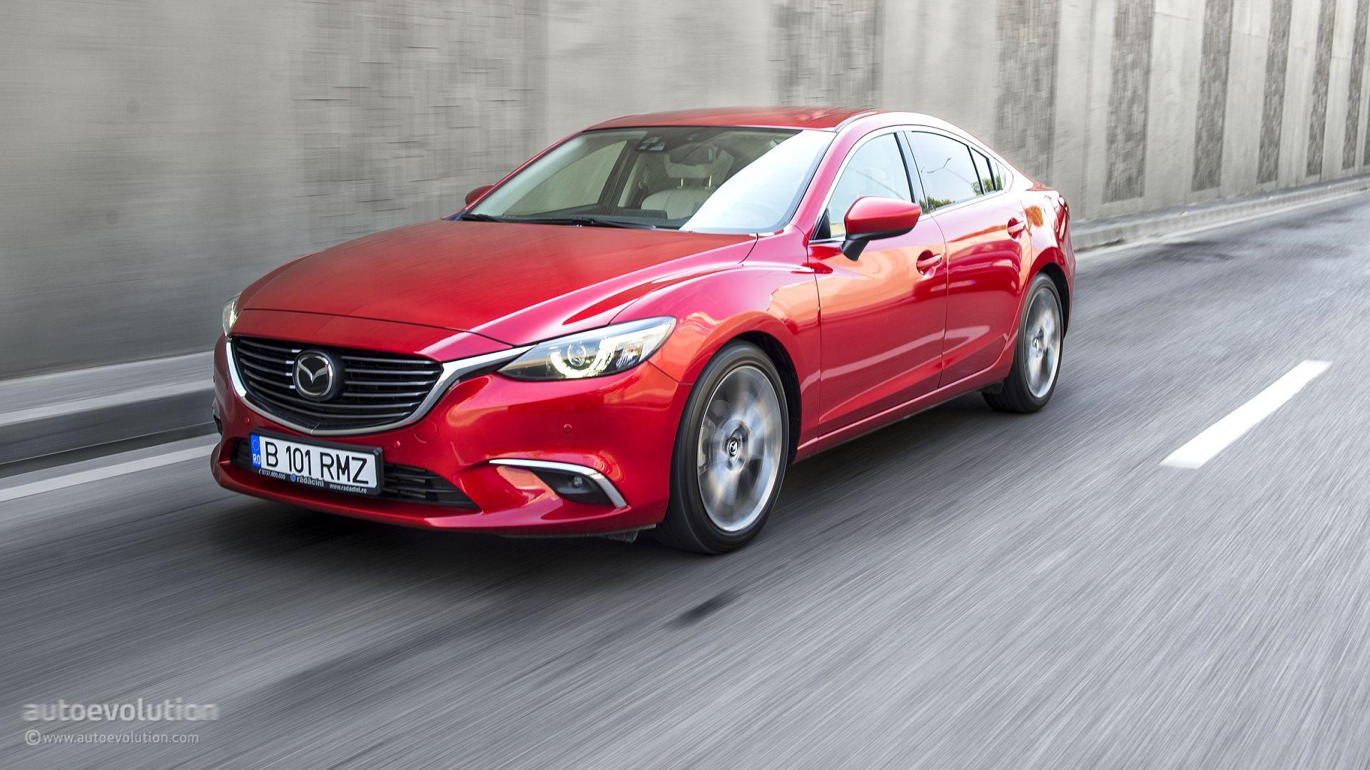 2016 Mazda6 Wallpapers: the Kodo is Strong With This One ...