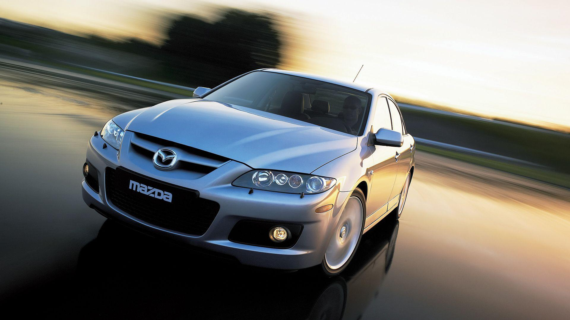 2004 Mazda 6 MPS Wallpapers & HD Images - WSupercars
