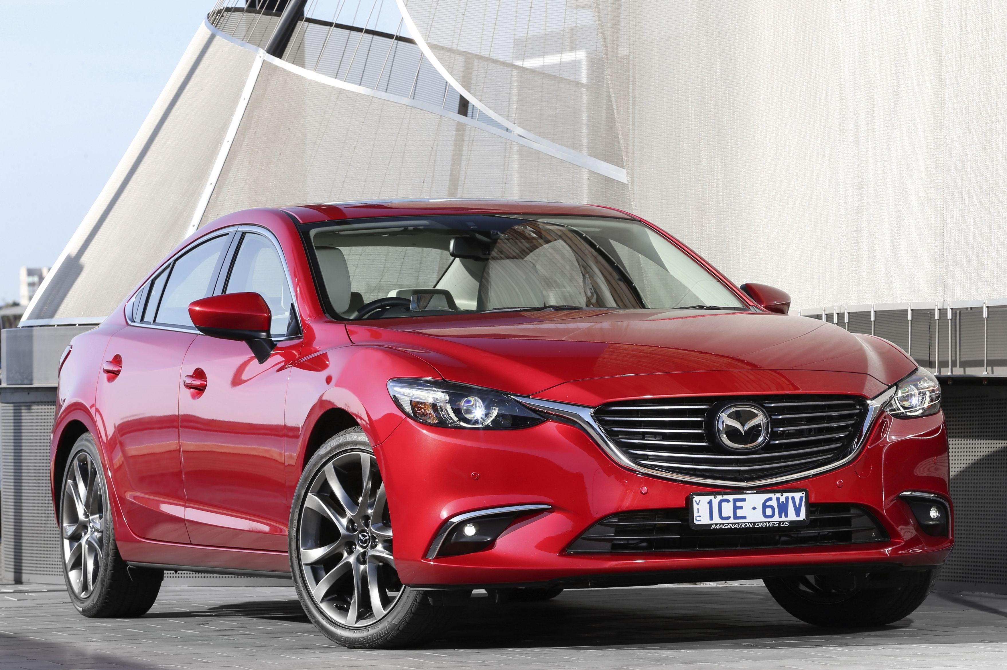 2015 Mazda 6 Wallpaper for Desktop #9318 - Rimbuz.Com