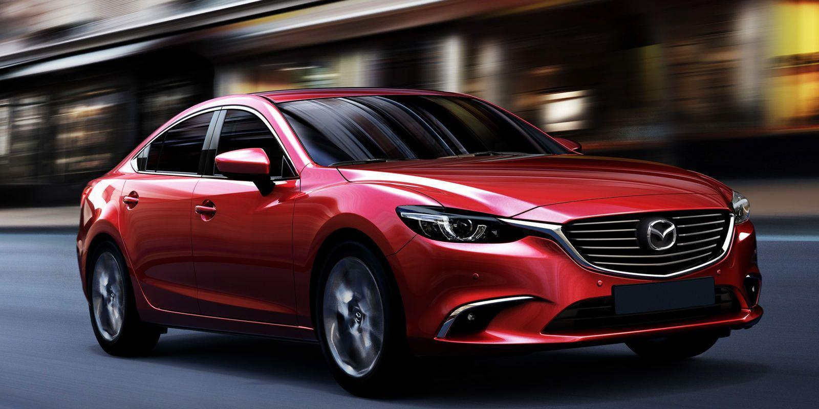 2017 MAZDA 6 MOTION WALLPAPERS (25795) - Freefuncar.com