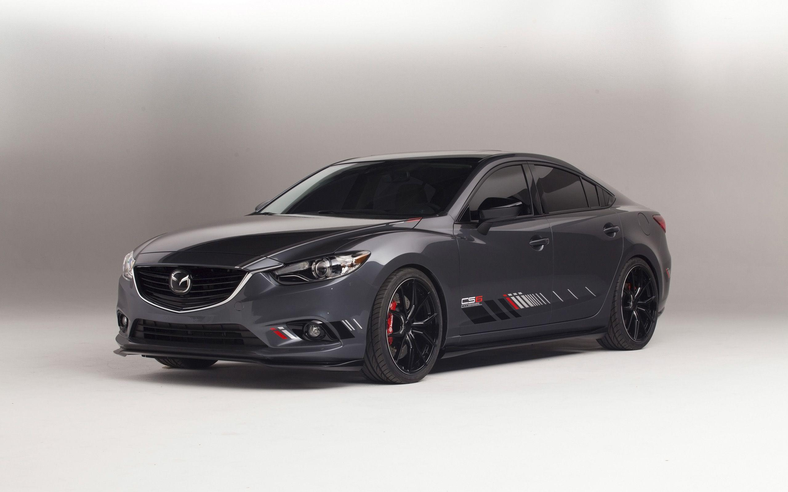 2013 Mazda Club Sport 6 Wallpaper | HD Car Wallpapers