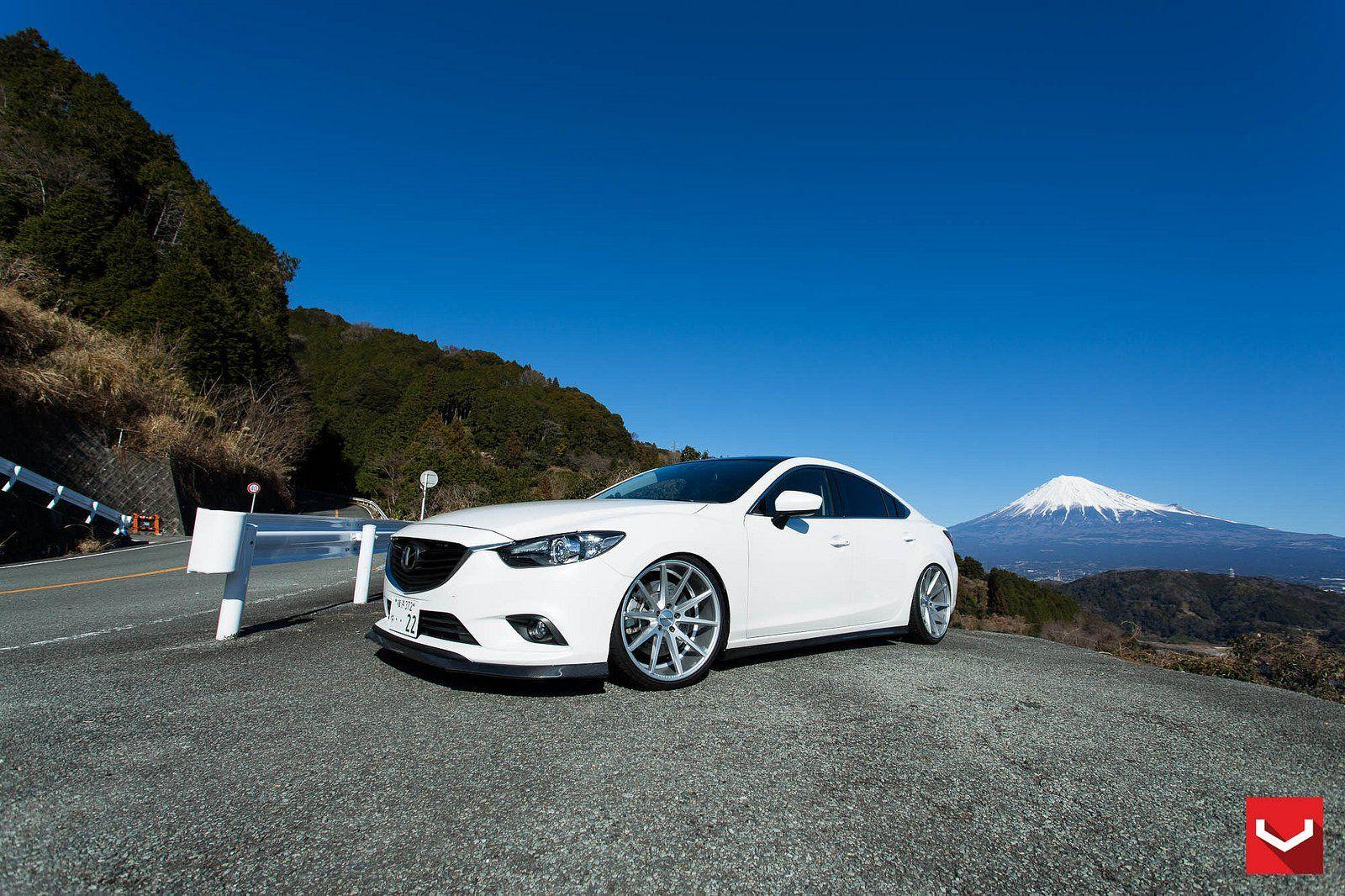 mazda-6 wallpapers | WallpaperUP
