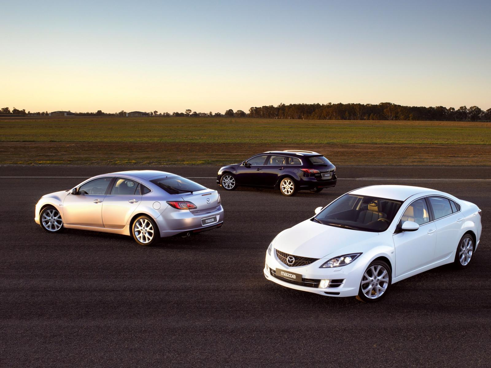 Mazda 6 wallpapers - Mazda 6 Forums : Mazda 6 Forum / Mazda Atenza ...