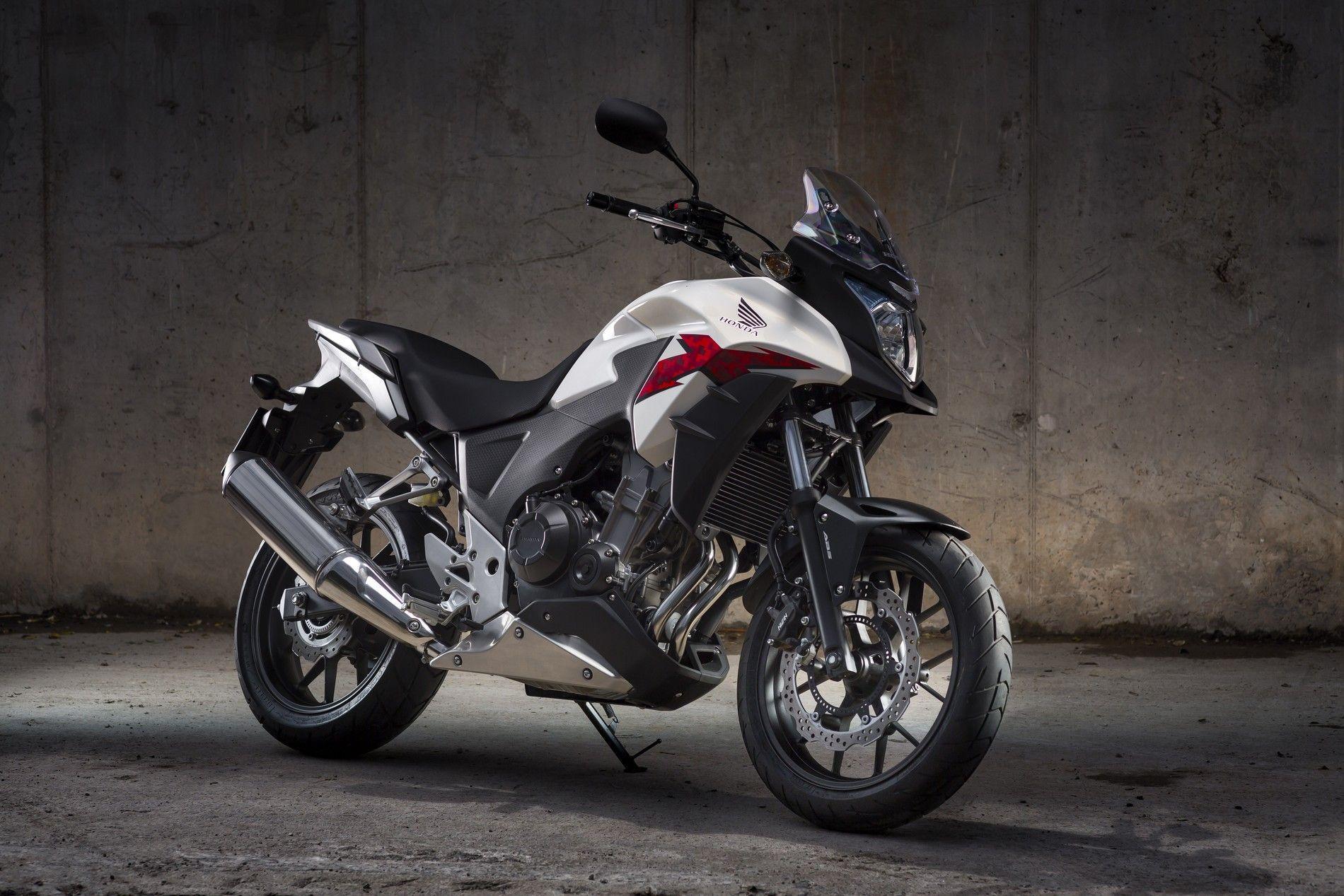 2015 Honda CB500X HD Desktop Wallpaper 1900x