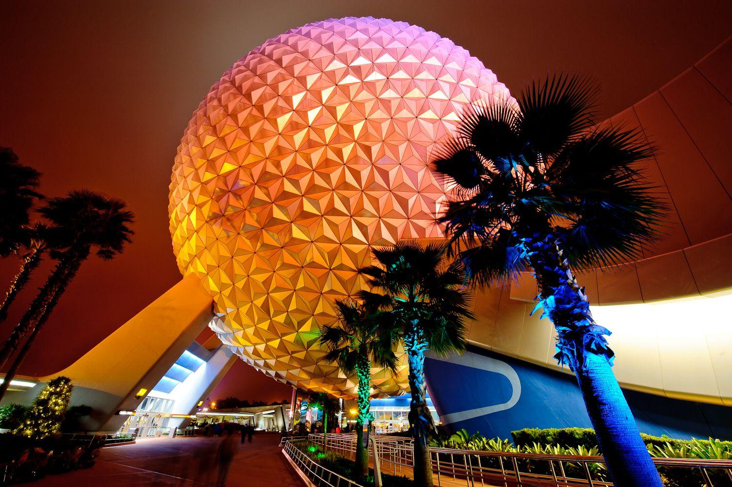 Where In Walt Disney World? » Blog Archive » Spaceship Earth ...