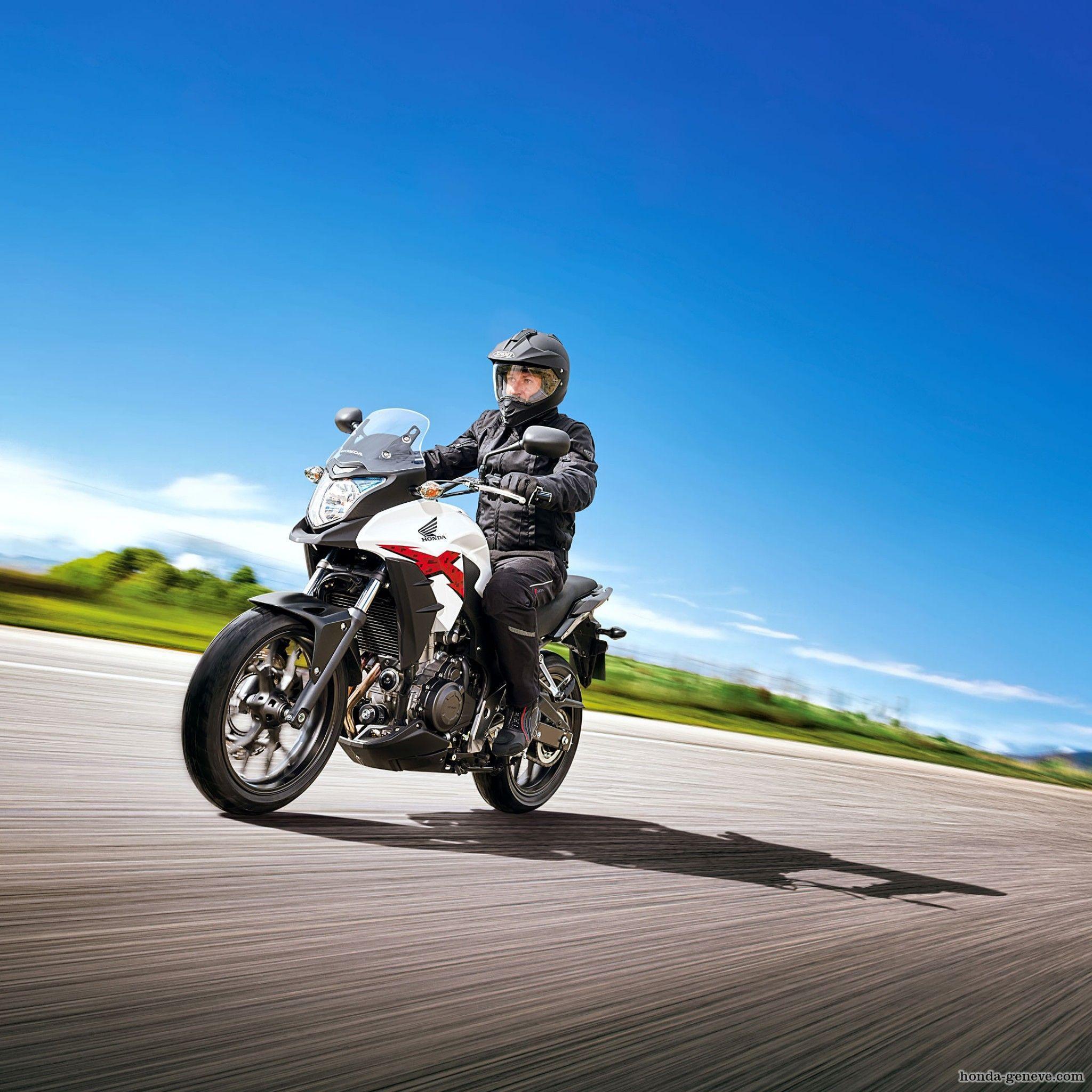 Honda CB500X ABS Wallpapers