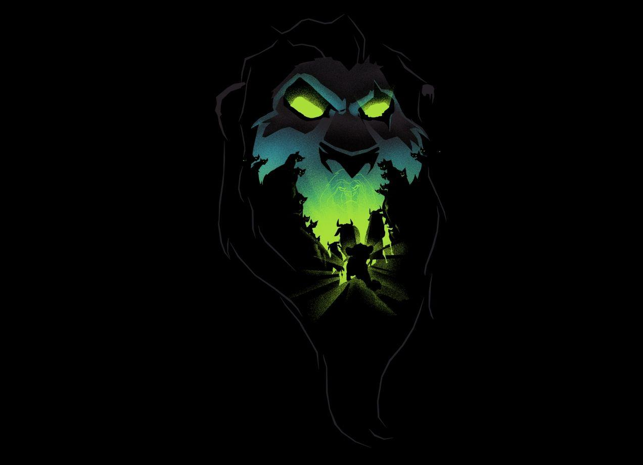 scar the lion king wallpapers - wallpaper cave