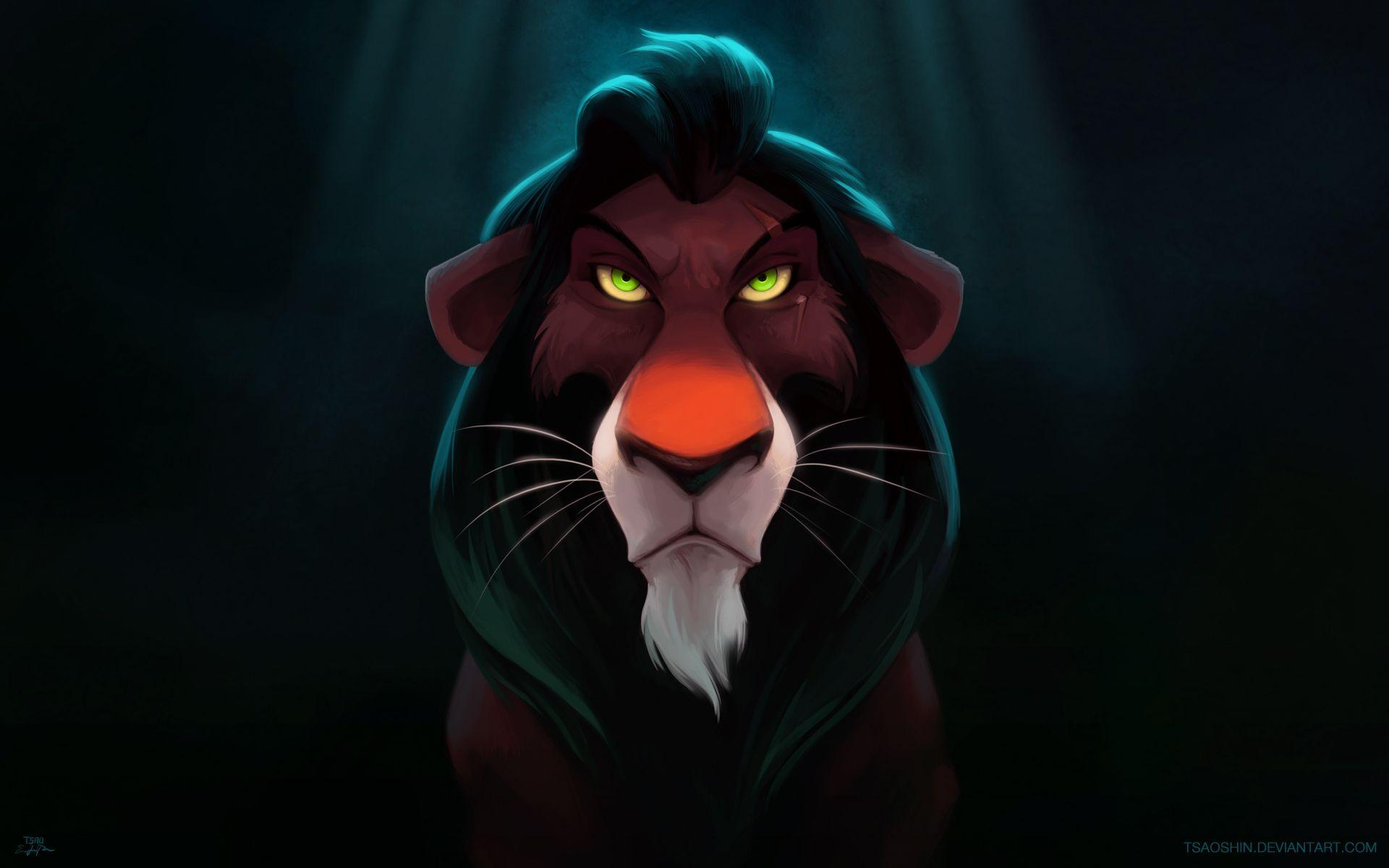 Scar The Lion King Wallpapers Wallpaper Cave