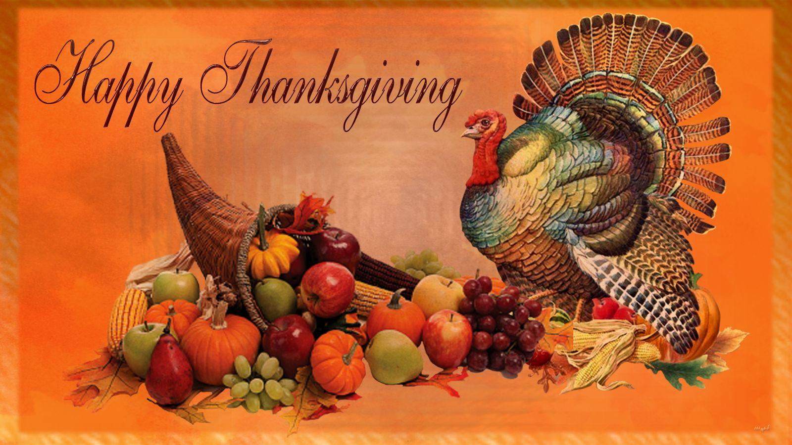 Happy Thanksgiving Turkey Image Pictures & Wallpapers Collection