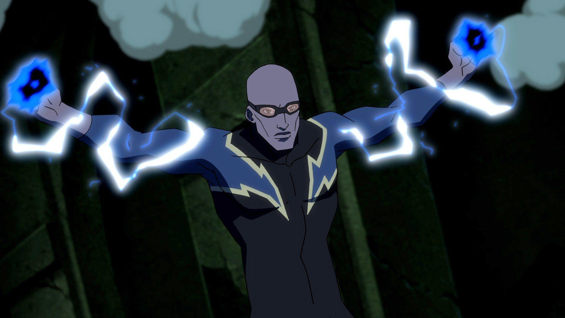 15 Black Lightning HD Wallpapers | Backgrounds - Wallpaper Abyss