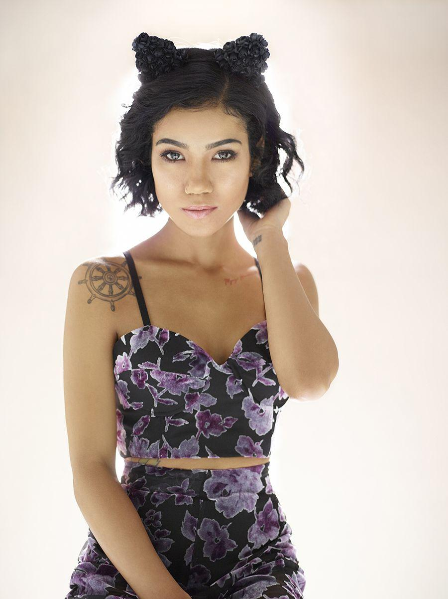 Jhené Aiko Wallpapers - Wallpaper Cave