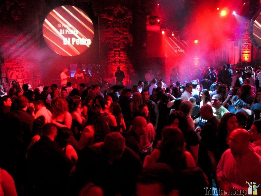 the mayan night club