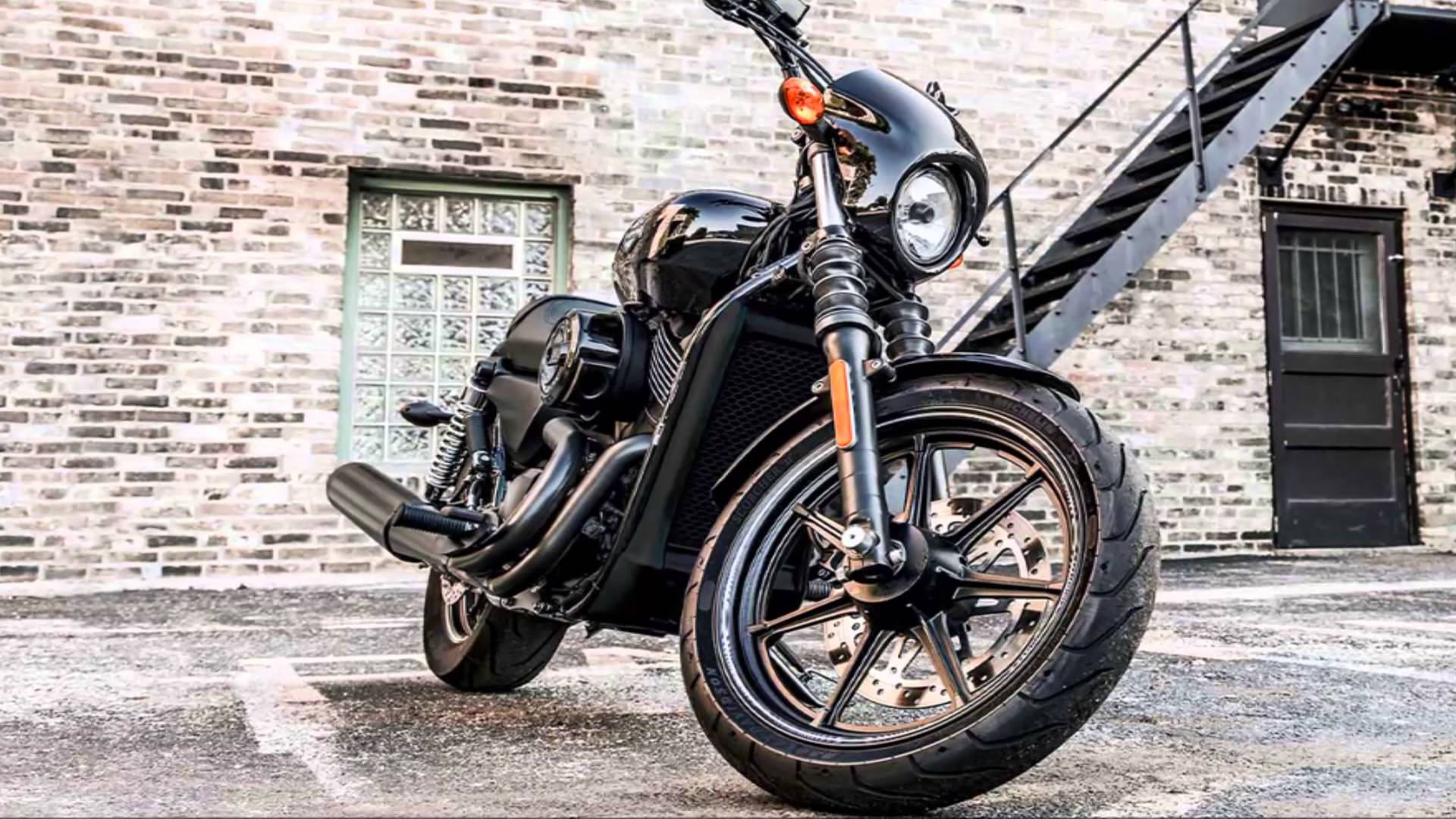 Harley Davidson Street 500 Wallpapers