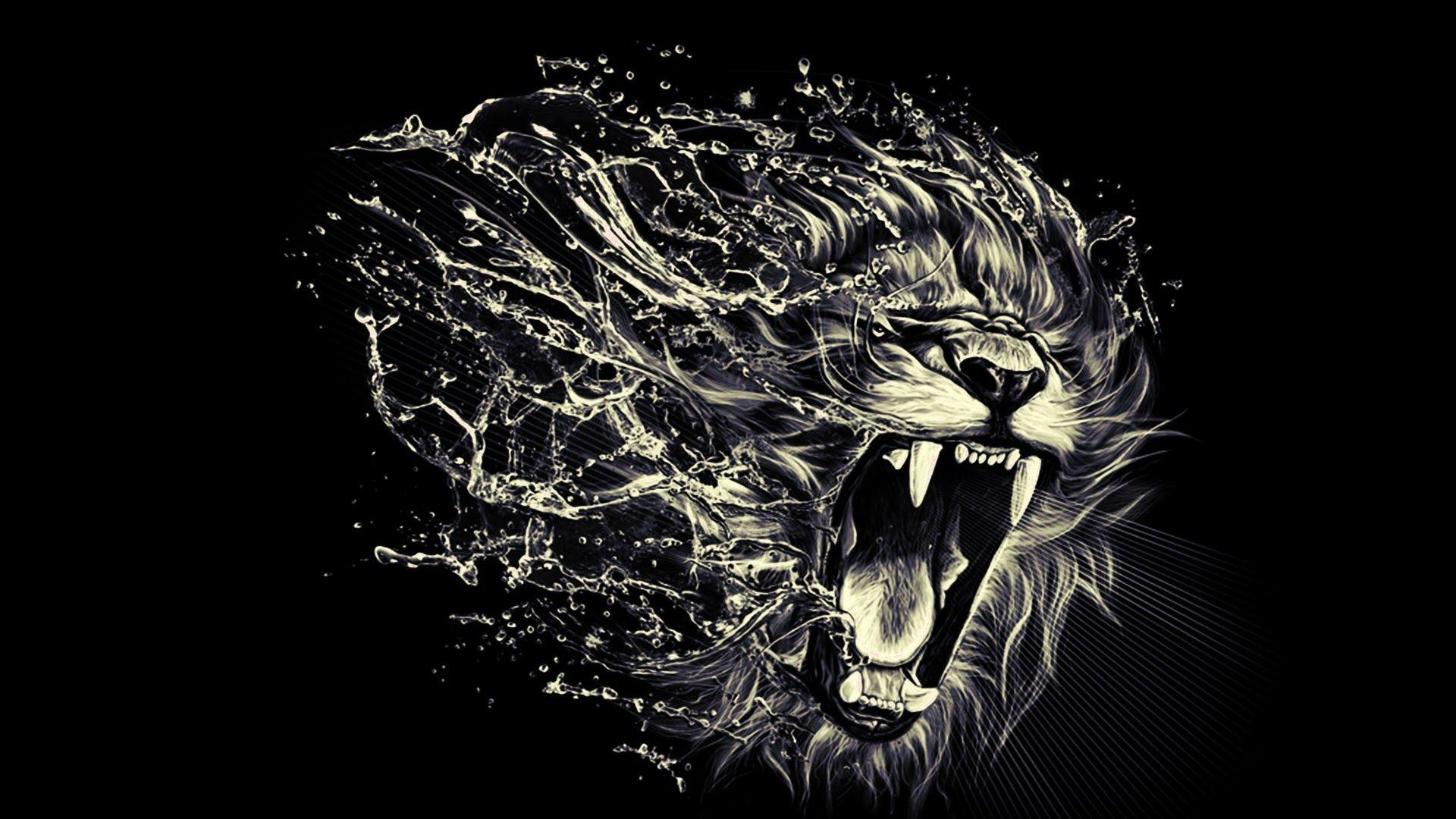 Roaring Lion Wallpapers - Wallpaper Cave