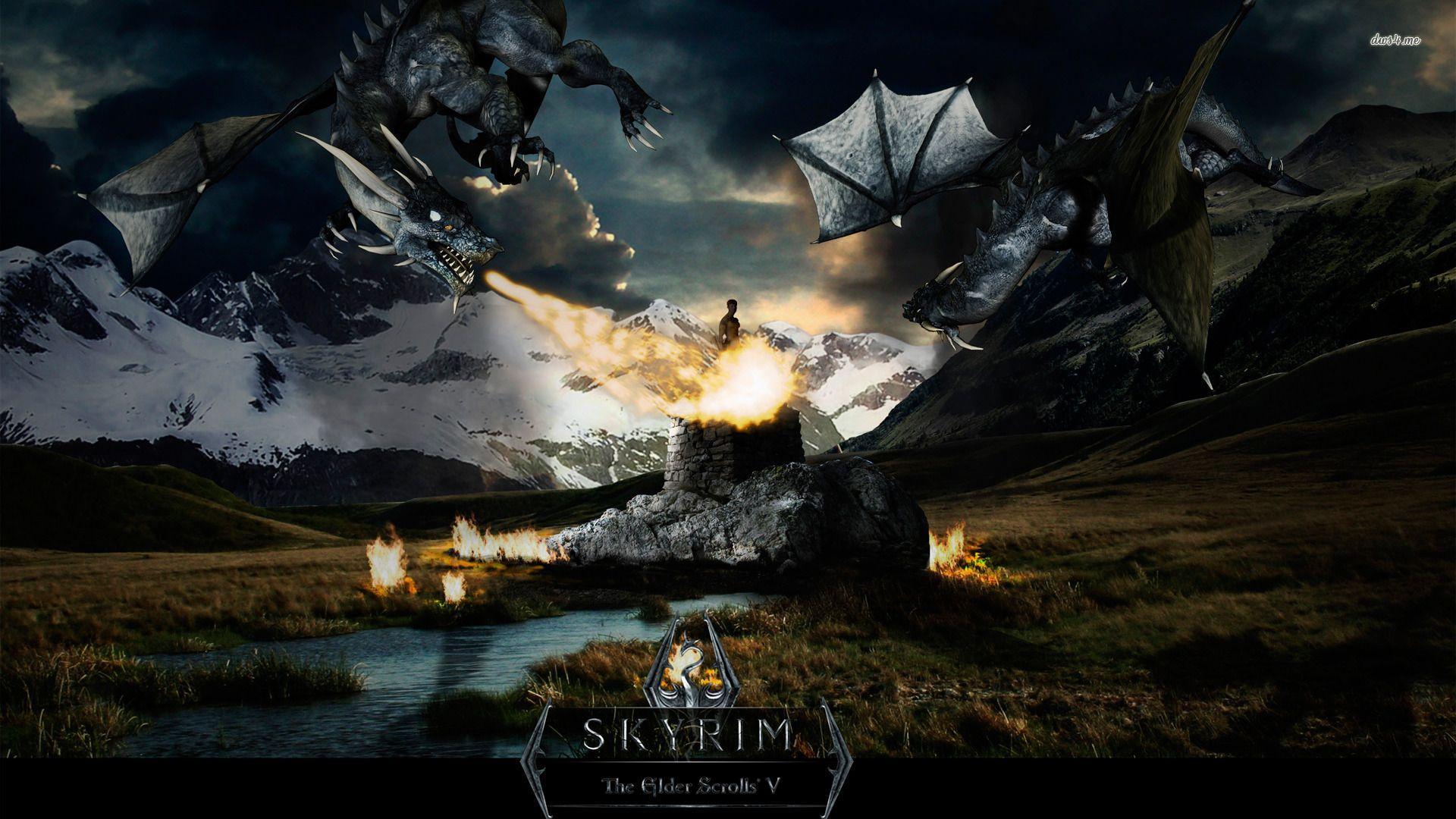 The Elder Scrolls V: Skyrim Wallpapers - Wallpaper Cave