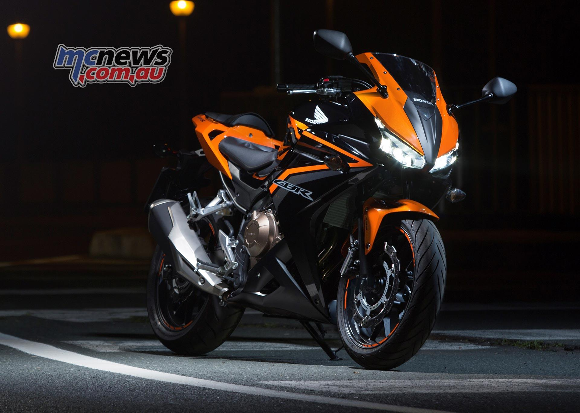 Free on road costs with Honda CBR500R | MCNews.com.au