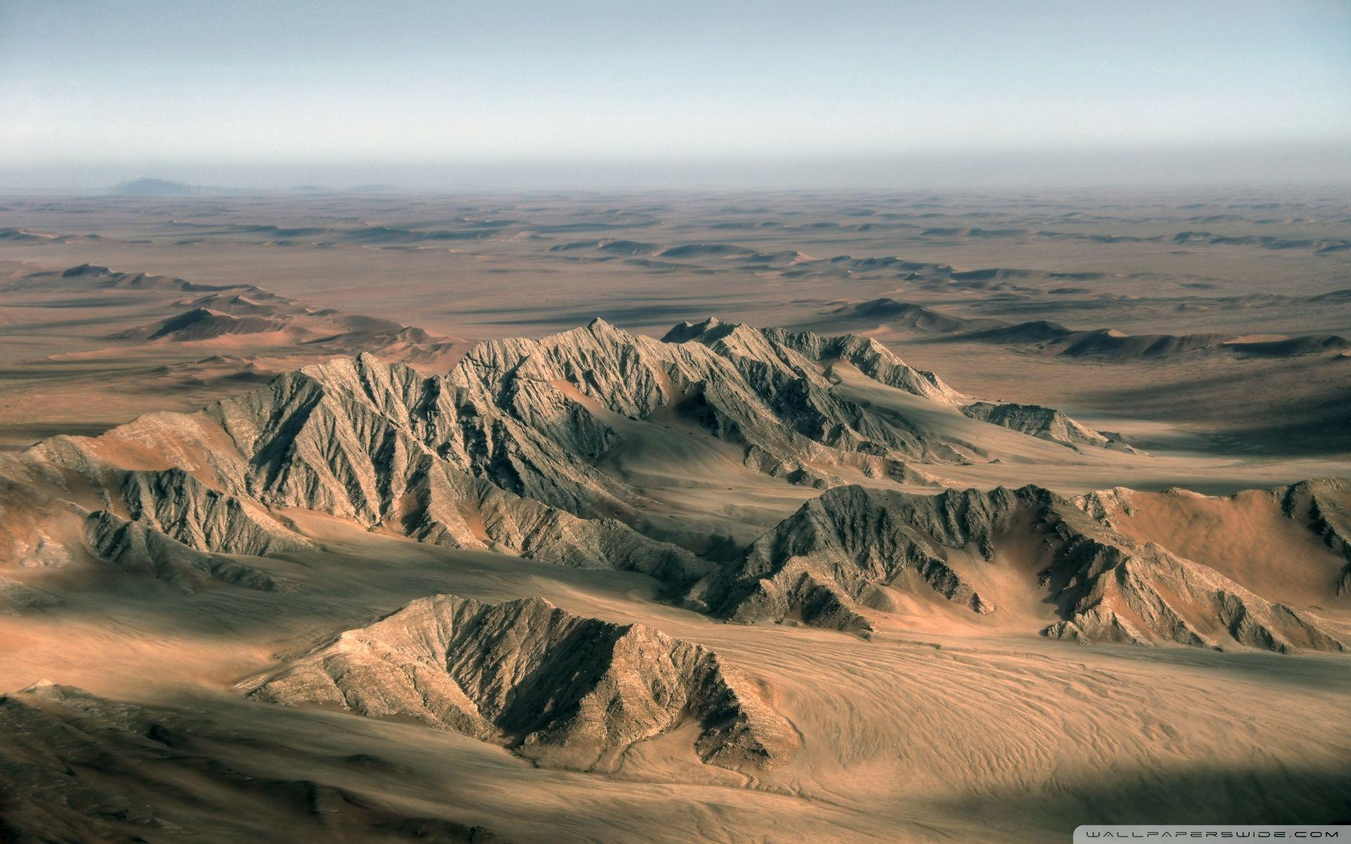 Namibia Mountains HD desktop wallpaper : Widescreen : High ...