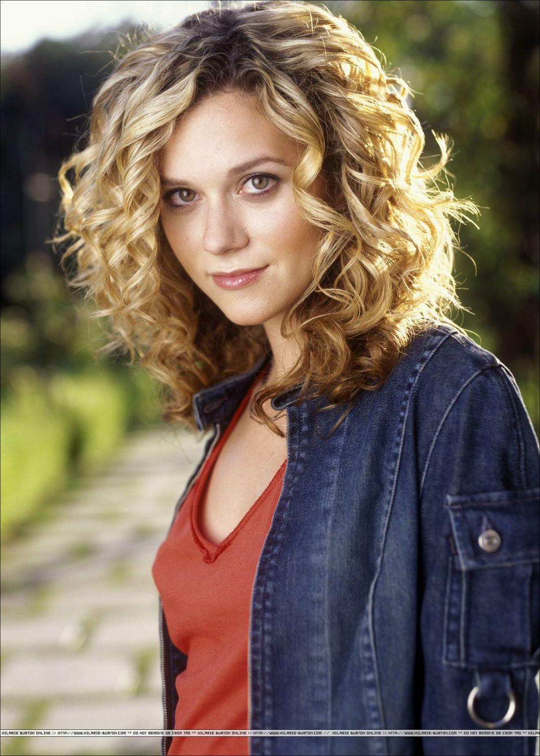 Hilarie | hare | Pinterest | Hilarie burton and Haircuts