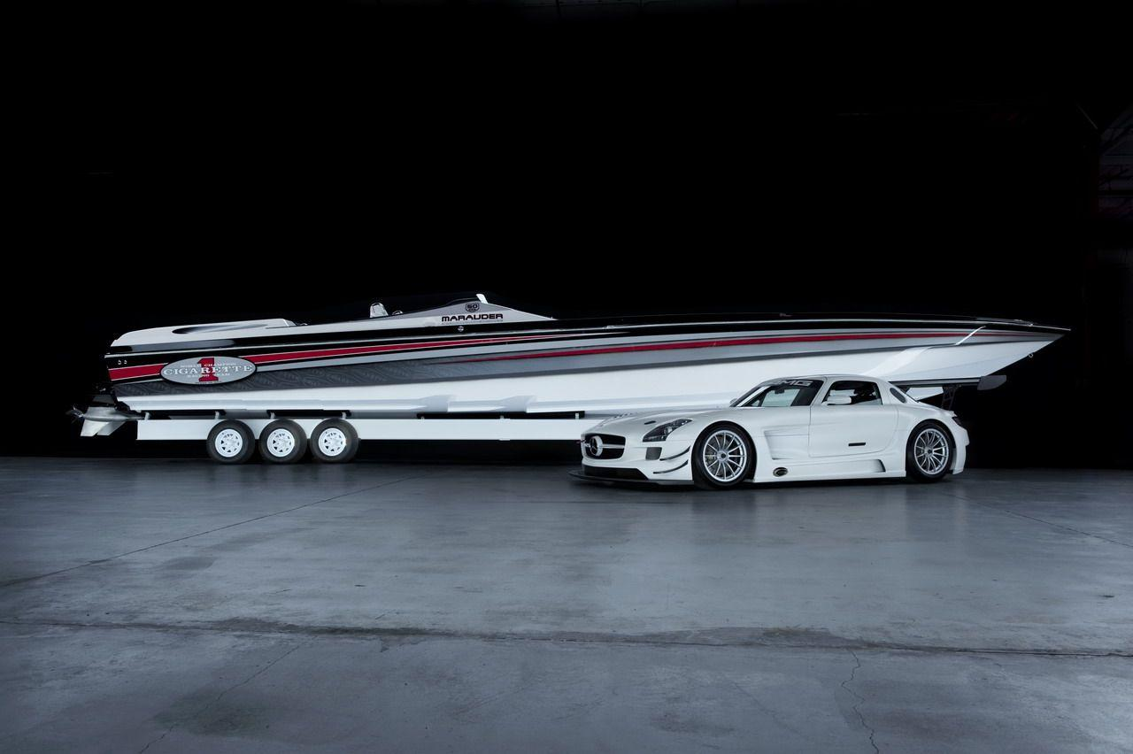 Mercedes-AMG And Cigarette Racing Boats To Team Up Again - Ocean ...