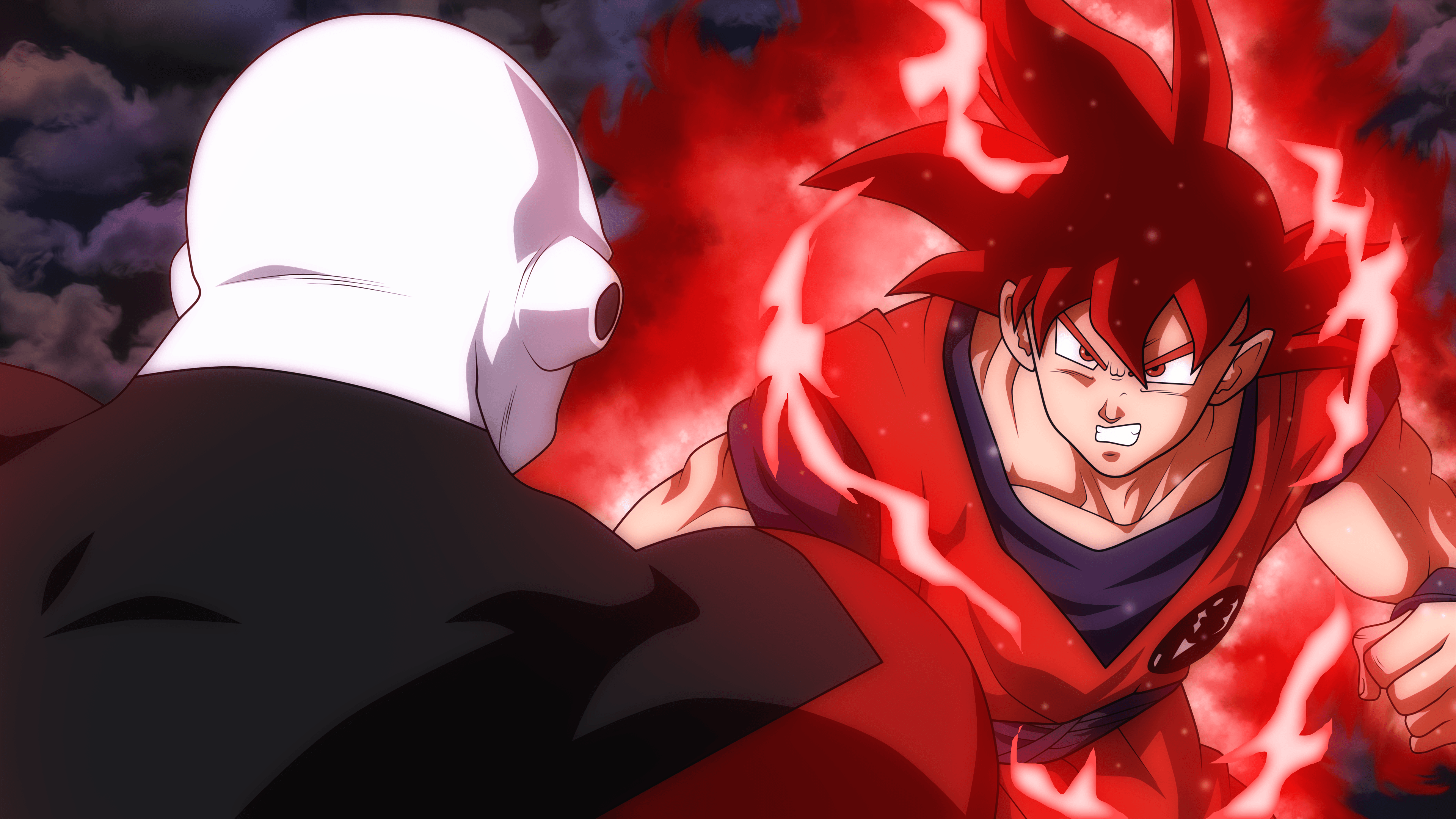 15 Jiren Dragon Ball HD Wallpapers