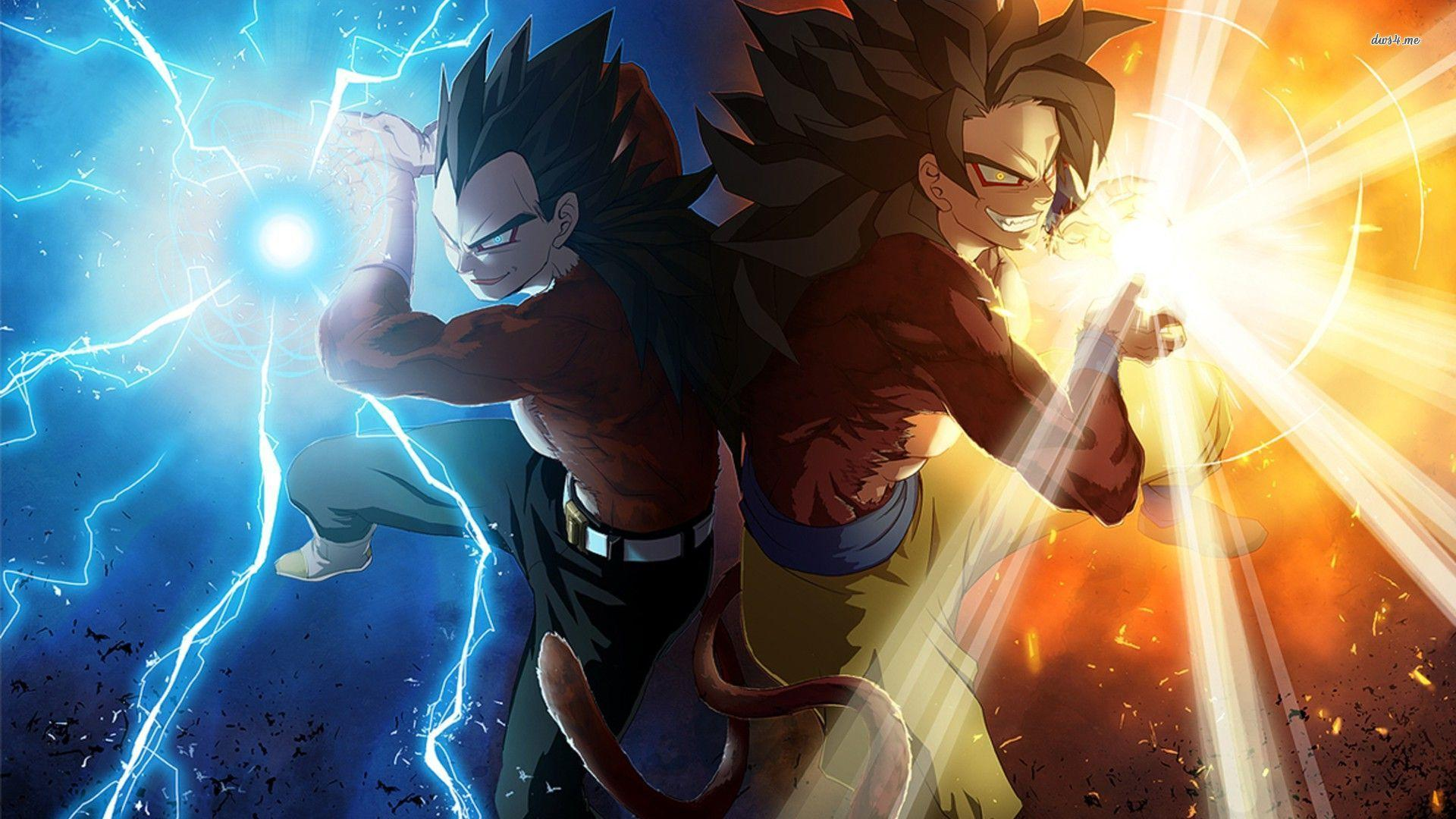 Dragon Ball Z Dual Monitor Wallpaper Freewallanime