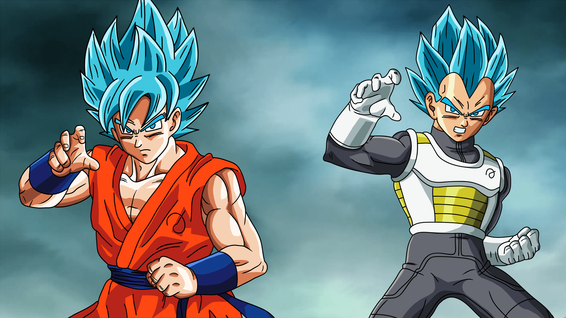 Goku Super Saiyan 4 Wallpapers Wallpaper Cave