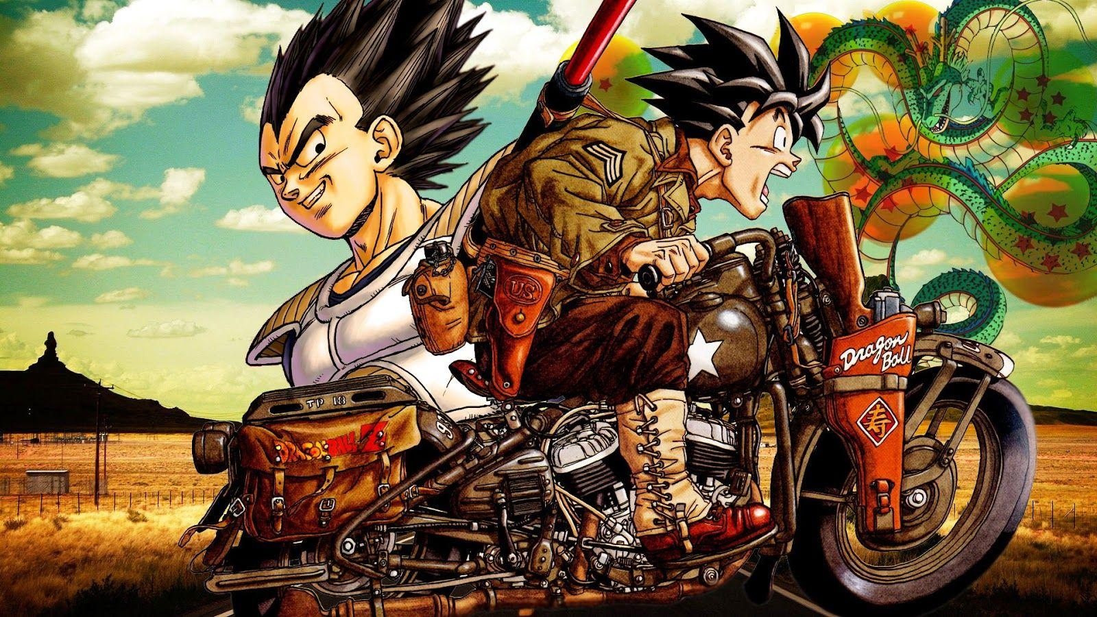 Dragon Ball Z HD Wallpapers Backgrounds Wallpaper | HD Wallpapers ...