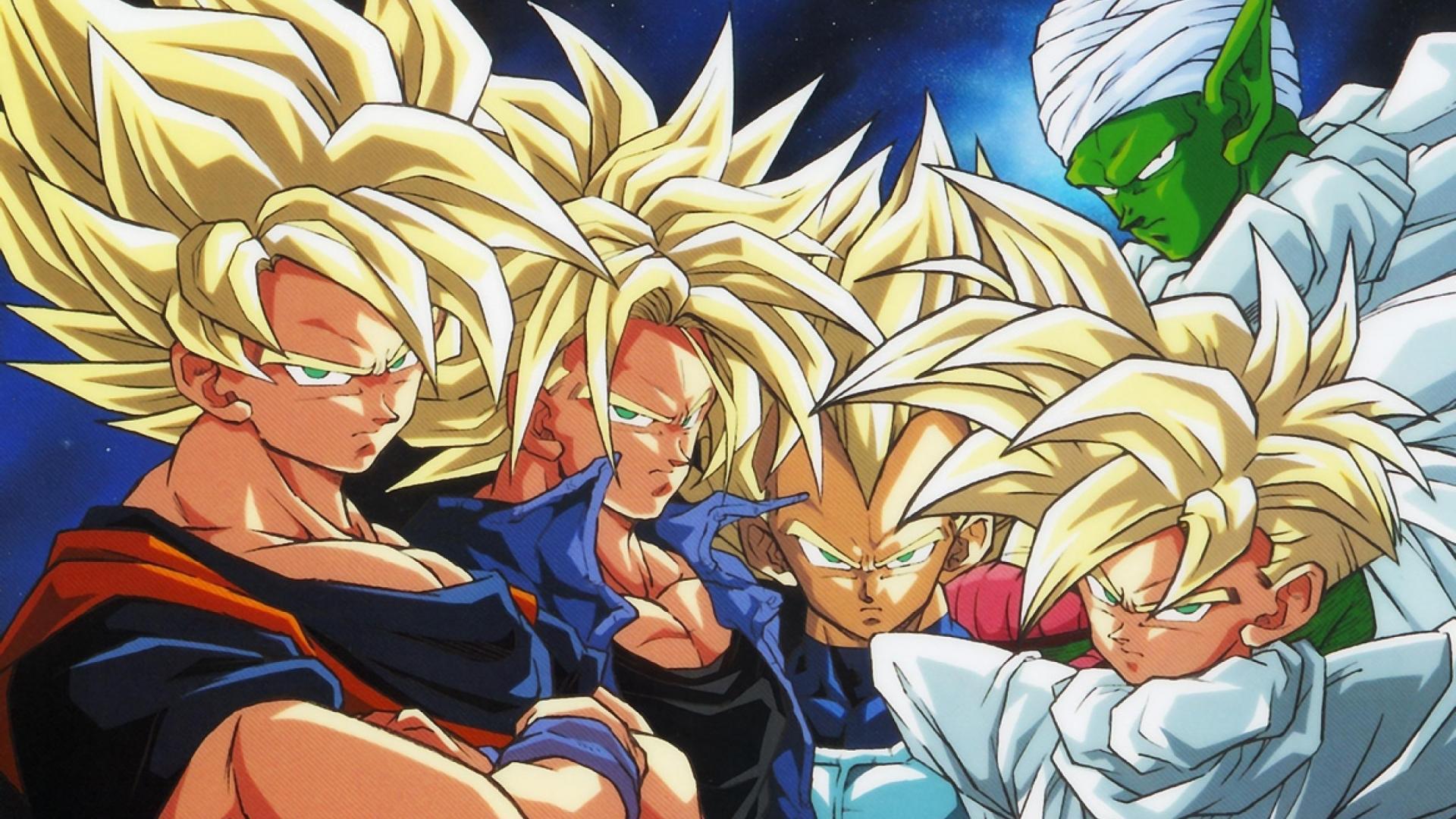 Goku Vegeta Wallpapers Wallpaper Cave