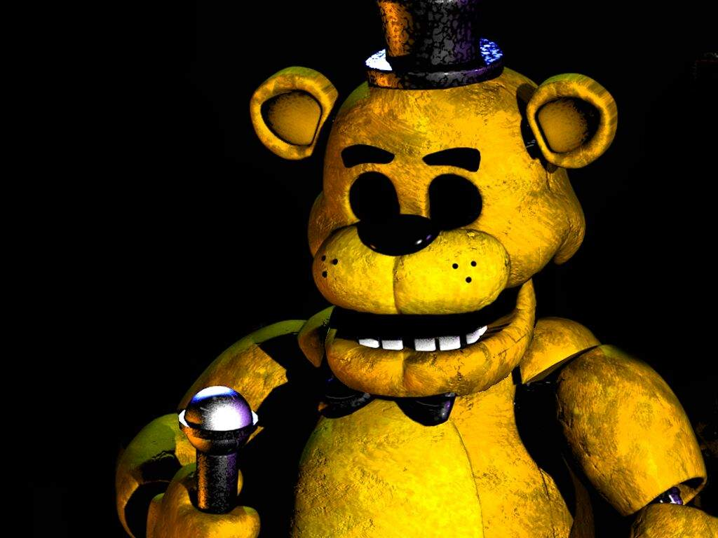 Golden Freddy (girl) | Five Nights At Freddy's Amino
