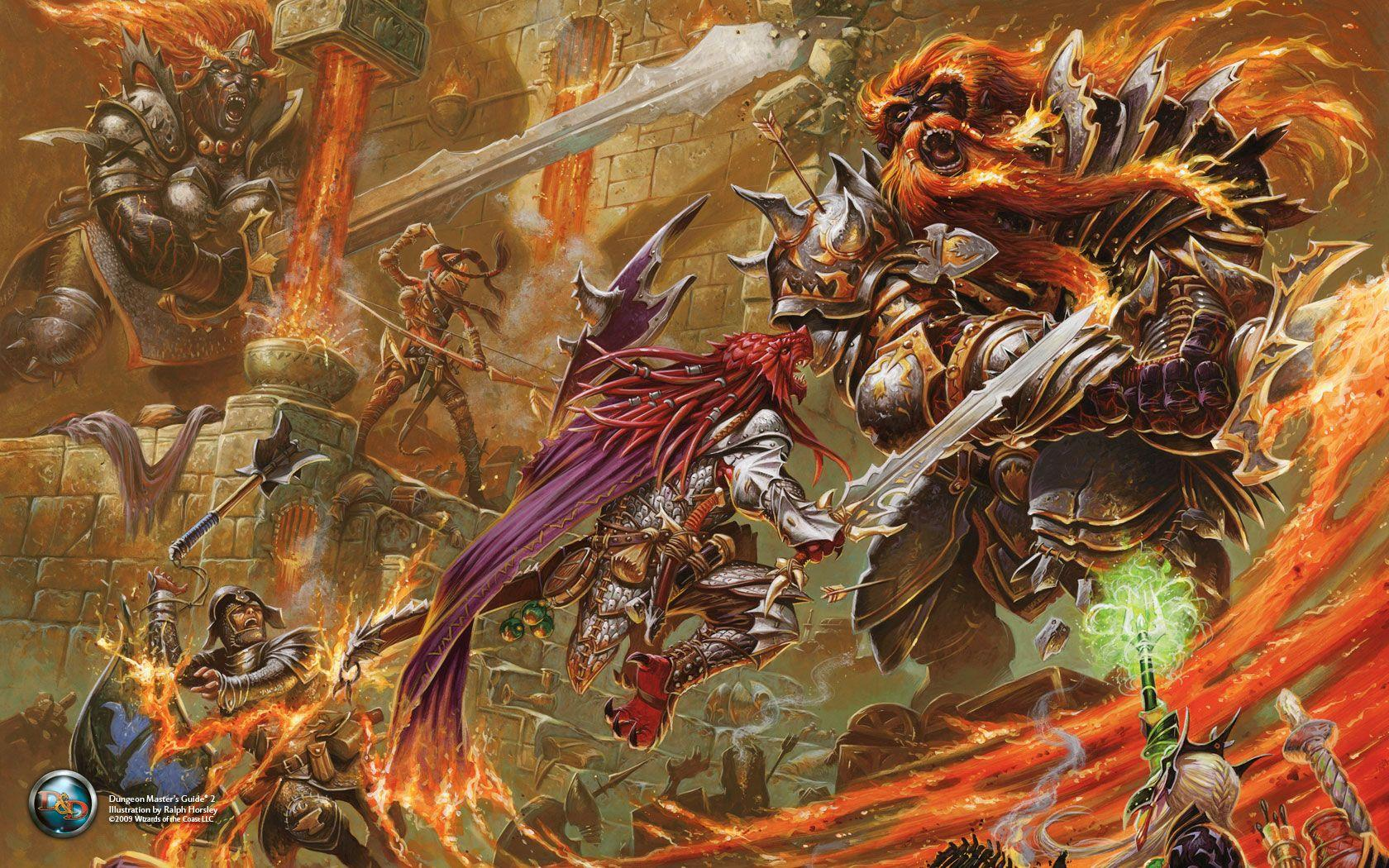 36+ Best HD Dungeons And Dragons Wallpapers | feelgrPH