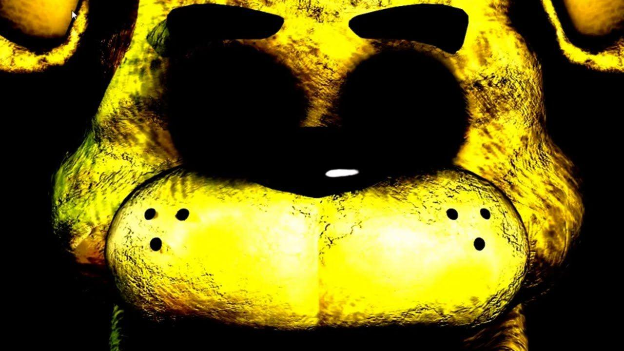 Golden Freddy Easter Egg | Five Nights At Freddy's - YouTube