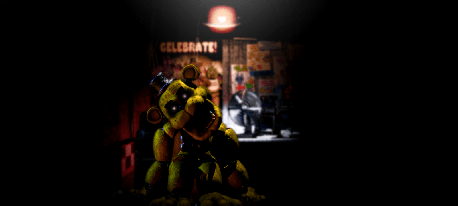Five Nights At Freddy's Wallpaper (fixed size) by N31K0-THE-WRITER ...