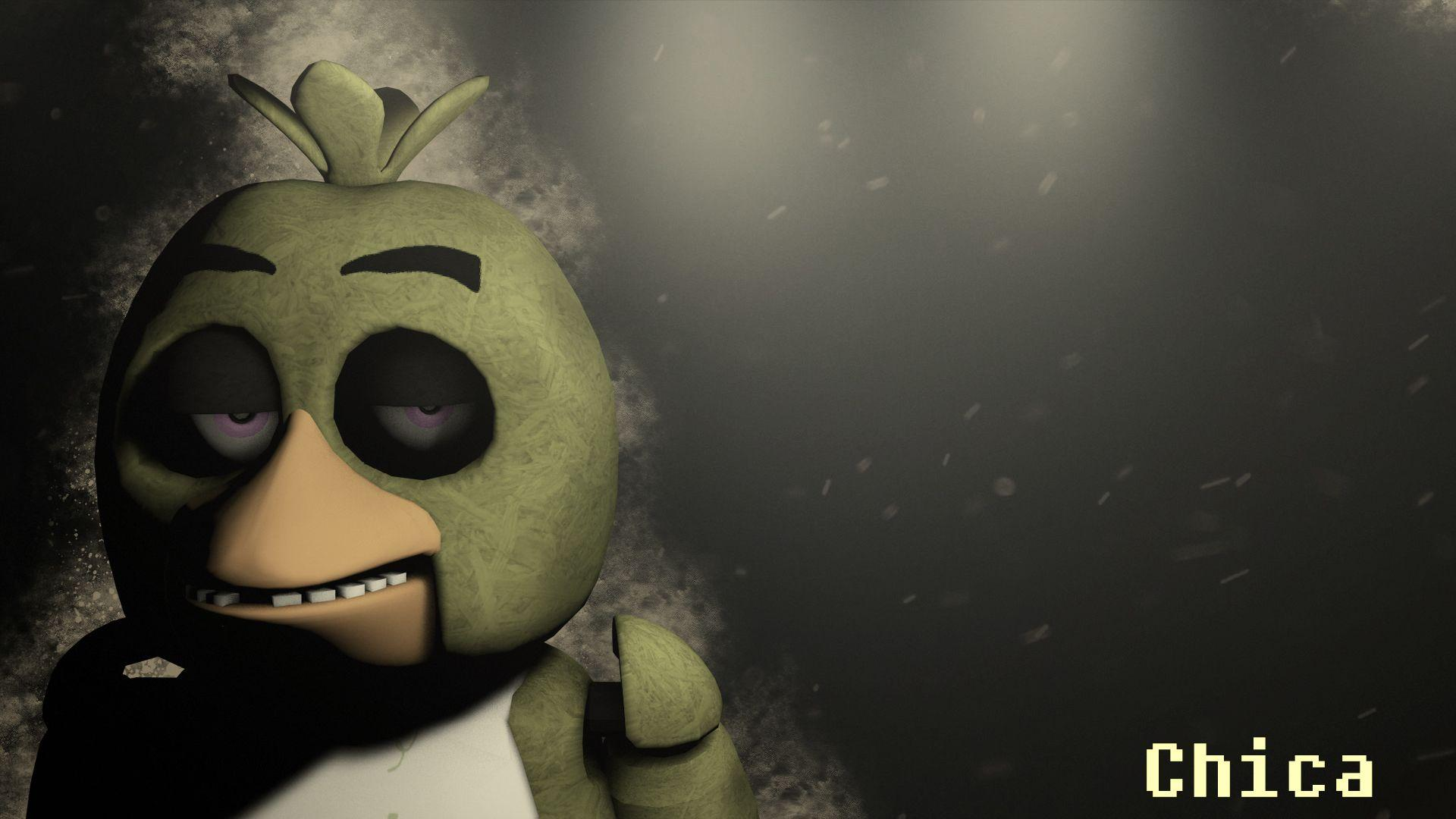 Five Nights at Freddy's Chica Wallpaper DOWNLOAD by NiksonYT on ...